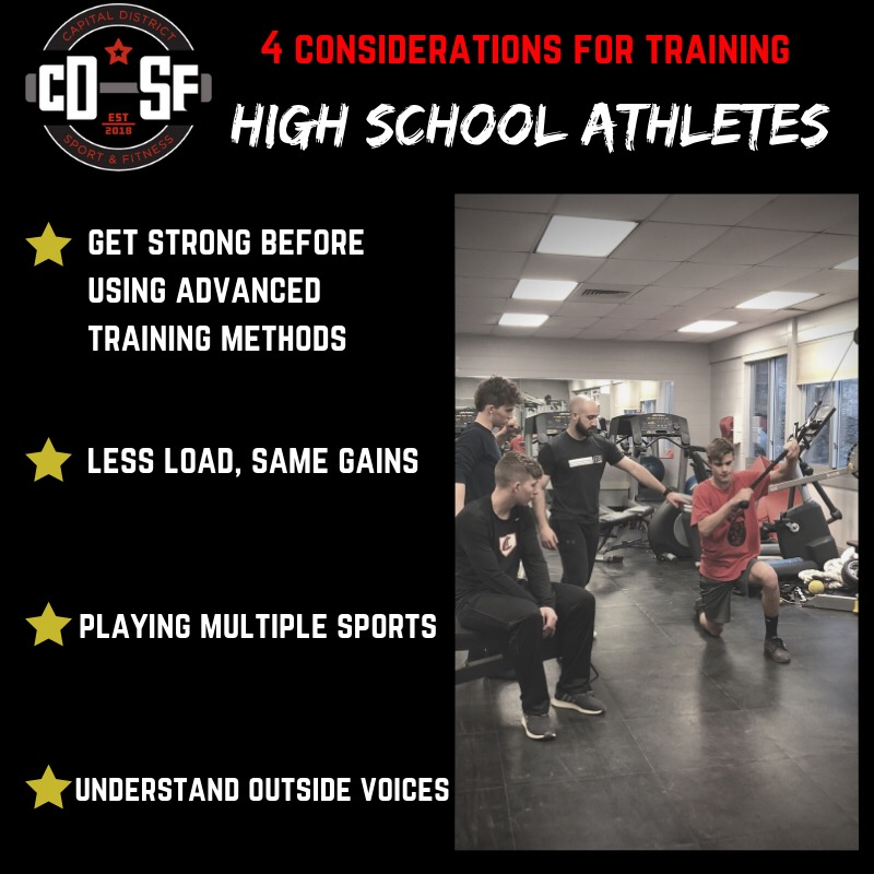 strength and conditioning – Capital District Sport and Fitness Blog
